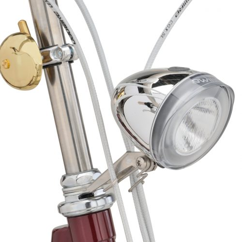 retro Chroom koplamp