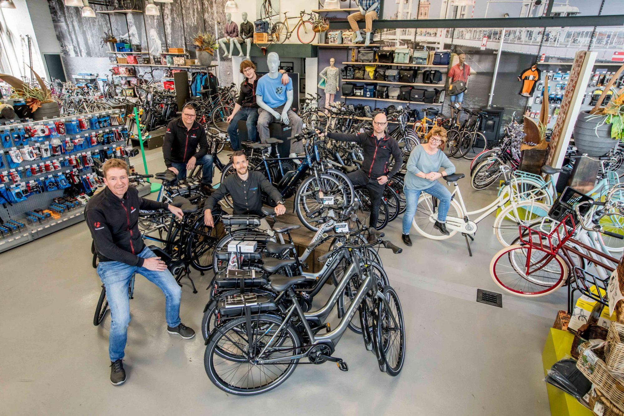 Team Van Dijk Bikes Kampen