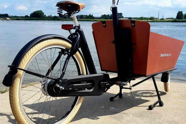 Bakfiets.nl Cargo Cruiser elektrisch